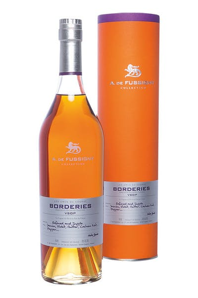 A De Fussigny Borderies Vsop