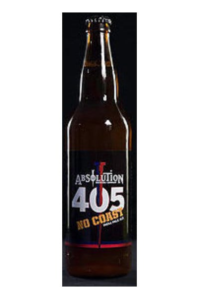 Absolution 405 No Coast IPA
