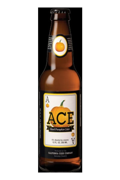Ace Pumpkin Hard Cider