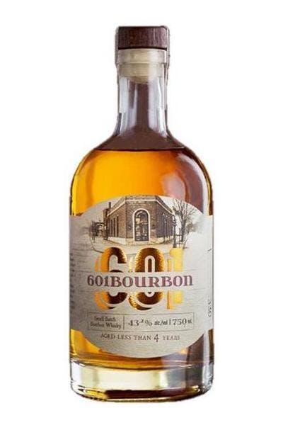 Adirondack 601 Bourbon Whiskey