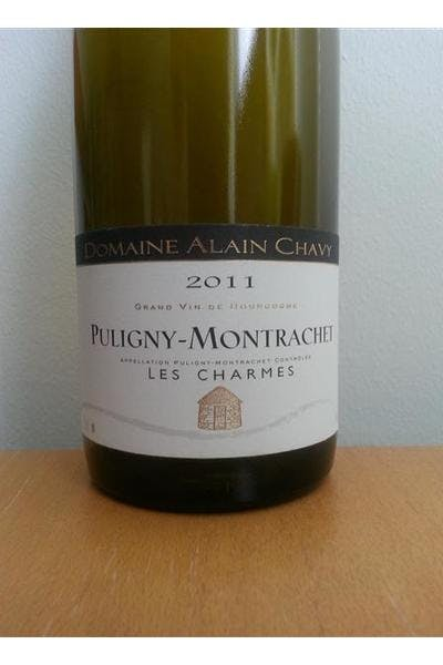 Alain Chavy Puligny Mont Charmes 2012