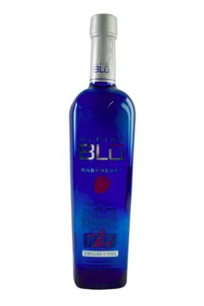 Alpine Blu Raspberry Vodka