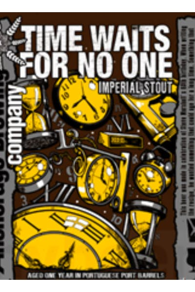 Anchorage Brewing Time Waits For No One