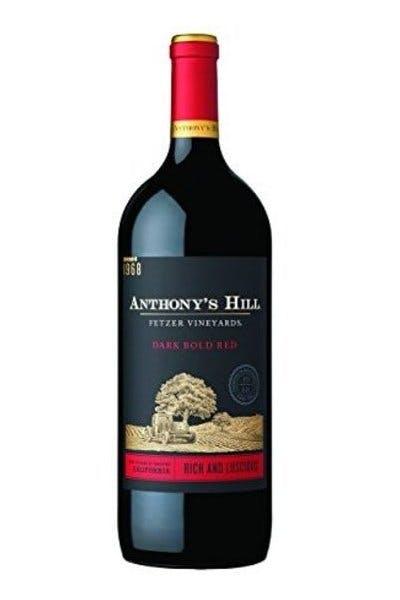 Anthony's Hill Fetzer Dark Bold Red