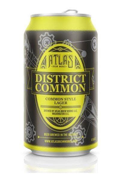 Atlas District Common