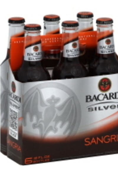 Bacardi Silver Signature Sangria