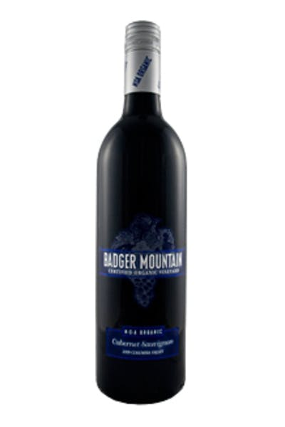 Badger Mountain Organic Cabernet Sauvignon