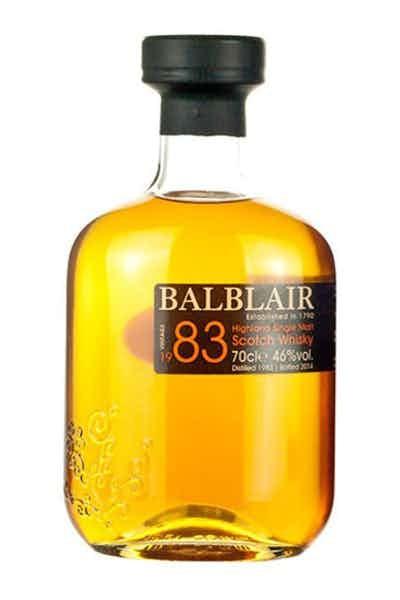 Balblair 1983 Highland Single Malt Scotch Whisky