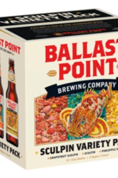 Ballast Point Variety Pack