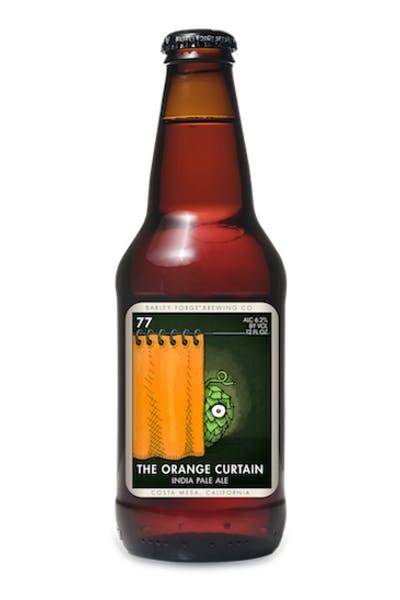 Barley Forge The Orange Curtain IPA