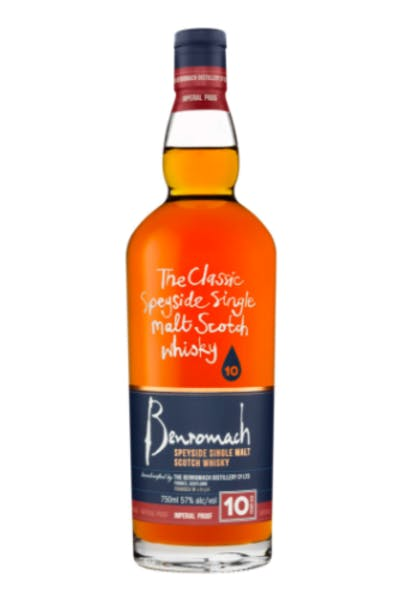 Benromach Imperial Proof 10 Year