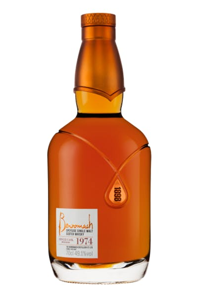 Benromach Single Malt 1974
