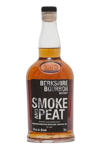 Berkshire Mountain Distillers Smoke & Peat Bourbon Whiskey