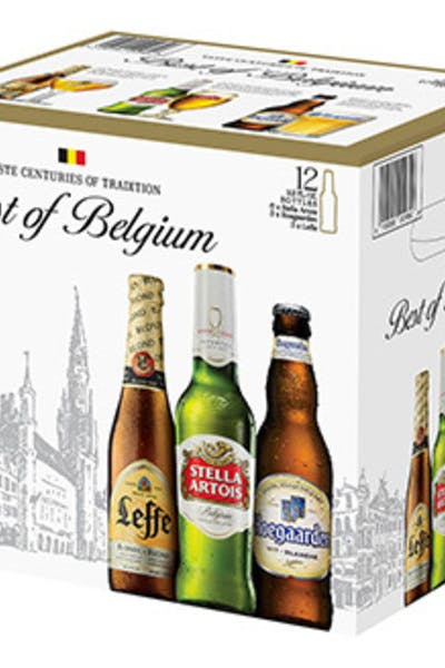Best Of Belgium Variety Pack