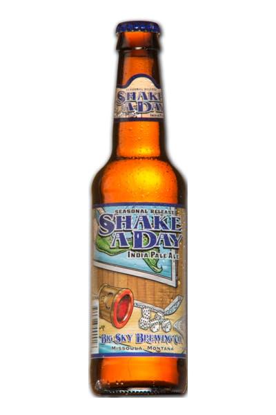 Big Sky Shake-A-Day IPA