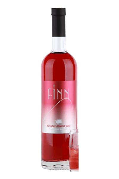 Black Heron Finn Huckleberry Vodka