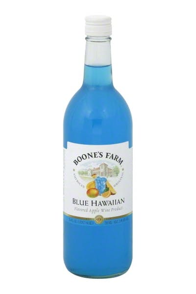 Boones Blue Hawaiian