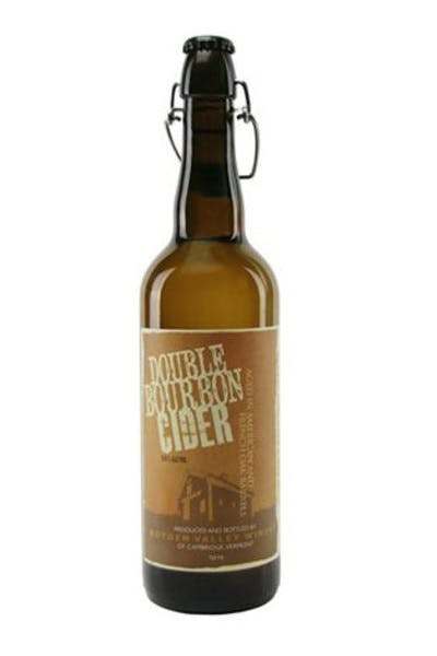 Boyden Valley Double Bourbon Cider