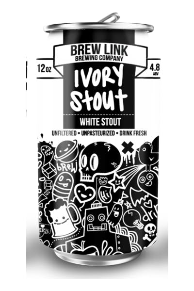 "Brew Link Ivory ""White"" Stout"