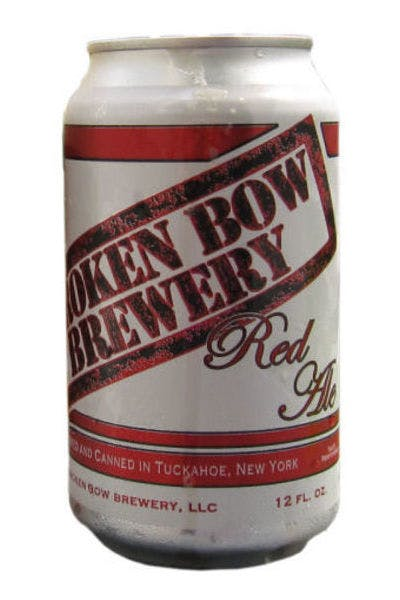 Broken Bow Red Ale .