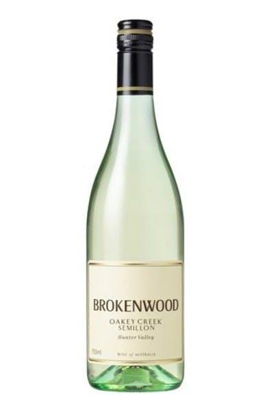 Brokenwood Semillon Oakley Creek 2008