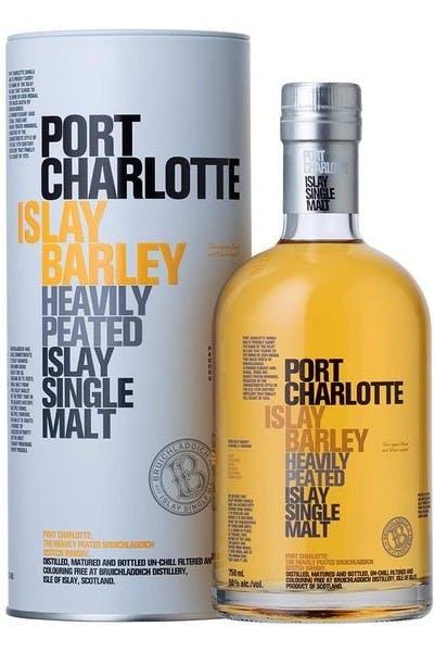 Bruichladdich Port Charlotte Islay Barley Heavily Peated Single Malt