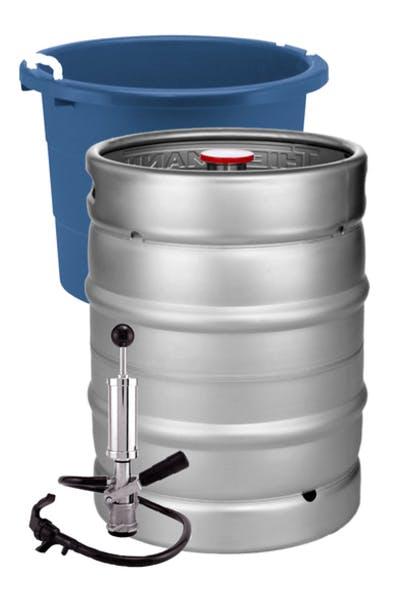Bud Light 1/2 Barrel (same day)
