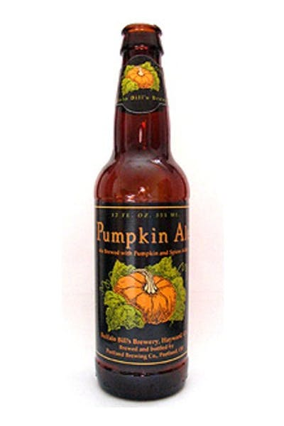 Buffalo Bill's Pumpkin Ale