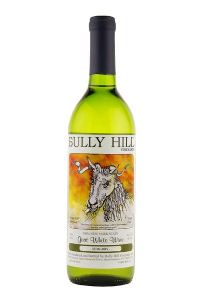 Bully Hill Goat White