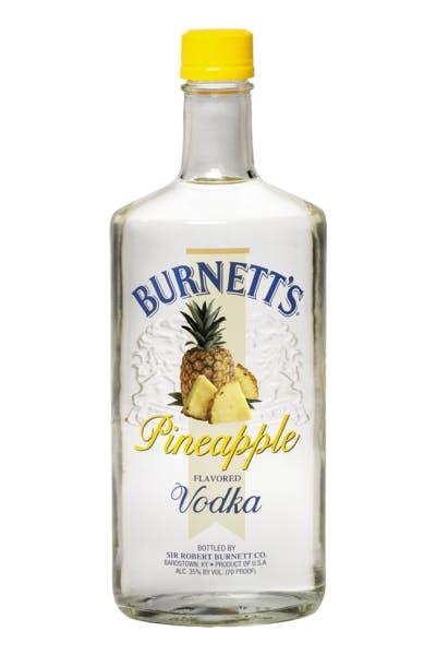 Burnetts Flavored Vodka Coconut