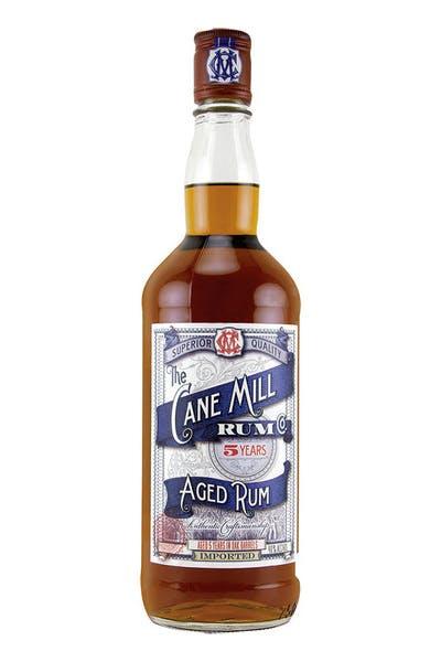 Cane Mill 5yr Rum