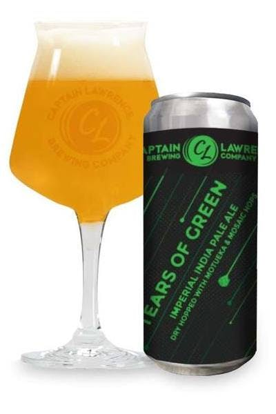 Captain Lawrence Tears Of Green Imperial IPA