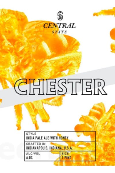 Central State Chester IPA