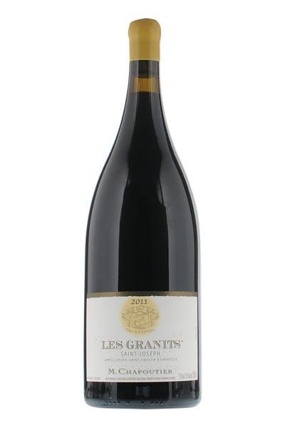 Chapoutier St Joseph Les Granits Rouge 2011