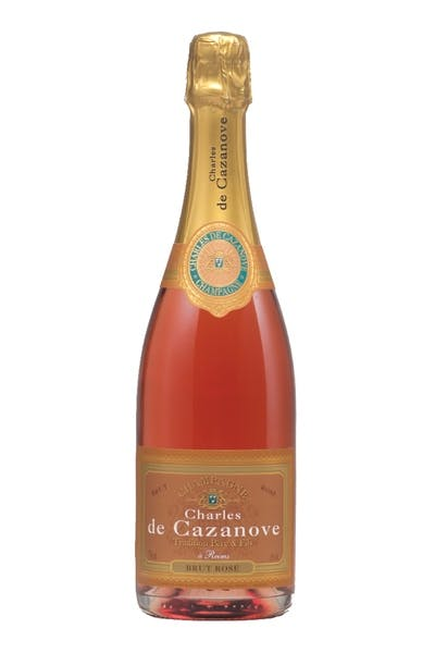 Charles de Cazanove Tradition Brut Rosé