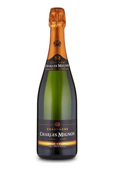 Charles Mignon Brut Premiere Cru Champagne