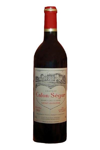 Chateau Calon Segur St Estephe 1995