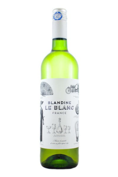 Chateau Du Cedre Blandine Blanc 2015