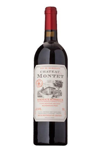Chateau Montet Bordeaux Superieur Oak