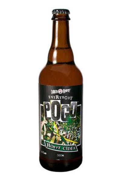 Cider Riot Everybody Pogo