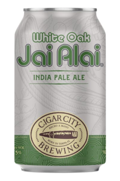 Cigar City Jai Alai Aged On White Oak