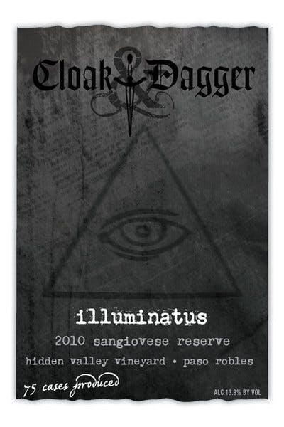 Cloak & Dagger Illuminatus (LAWF Discounted Price)