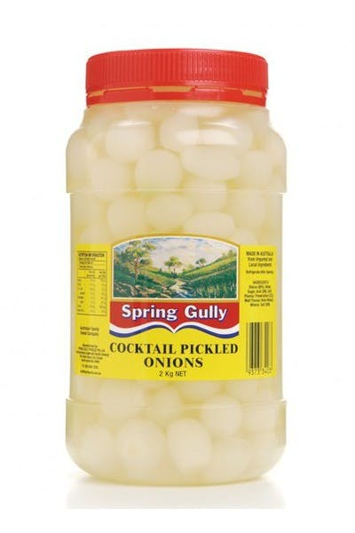 Cocktail onion