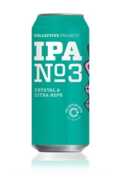 Collective Arts IPA #3