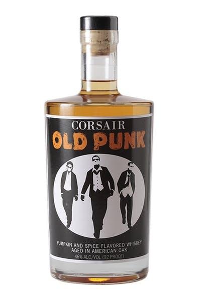 Corsair Old Punk Pumpkin Spiced Whiskey