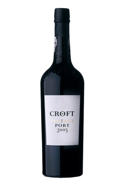 Croft Vintage Port 2003