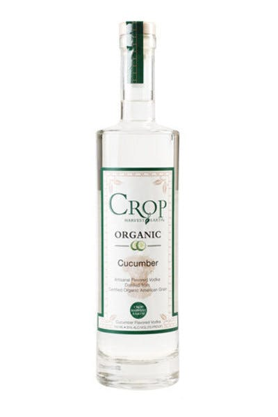 Crop Orangic Vodka Cucumber