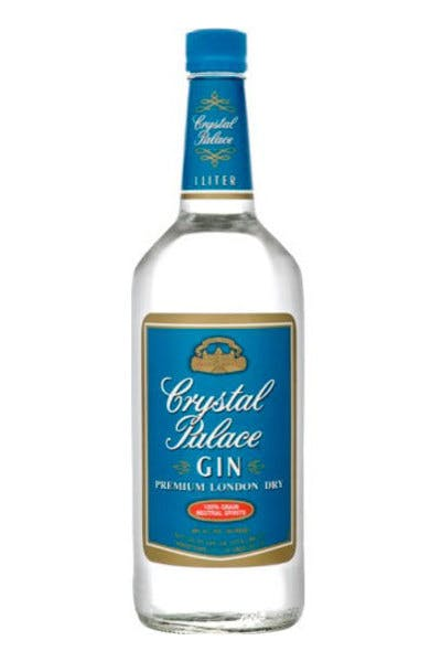 Crystal Palace London Dry Gin