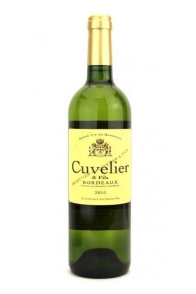 Cuvelier Bordeaux Blanc 2015