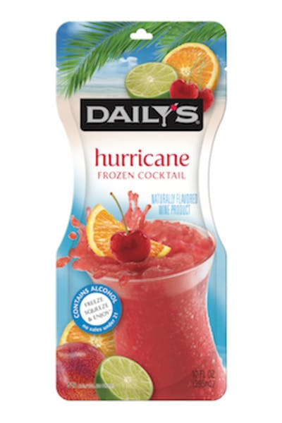 Daily's Hurricane Pouch Lse